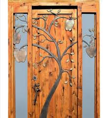 Hardwood Door Frames Exterior Exterior Door Frame Wood Design Interior Home Decor