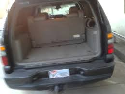 gmc yukon trunk space 2004 gmc yukon denali xl 4x4 3rd row u0026 2nd row captain seats youtube