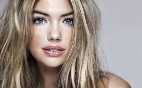 kate uptons hair colour wallpaper face women model blonde long hair blue eyes