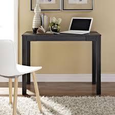 Parsons Computer Desk Altra Black Oak Parsons Style Flip Up Desk 9395096