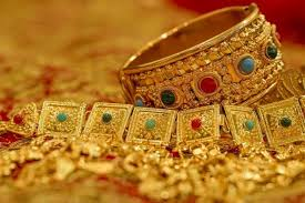 to auction jewellery gold ornaments of defaulter to recover