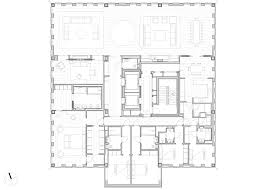 holland residences floor plan oma and allies and morrison overhaul commonwealth institute