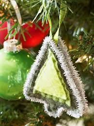 70 diy felt tree ornaments shelterness