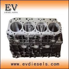 isuzu engine parts c240 4jb1 4jg2 4bd1 cylinder block 8 94437397