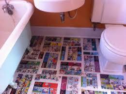 floor paper copper amp black floor tiles would use pennies by