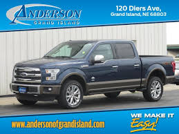 ford f150 crew cab for sale used used 2016 ford f 150 for sale ford of grand island