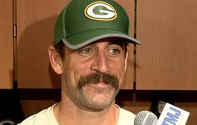 Guy With Mustache Meme - aaron rodgers grew a 70s porn star mustache and the internet is