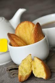la cuisine de nathalie madeleines au citron recette facile la cuisine de nathalie la