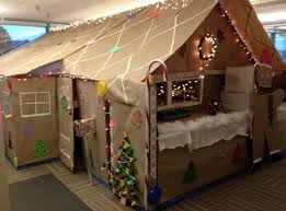 christmas cubicle decorating contest album on imgur