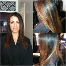 dark brown hair color inoa u2013 trendy hairstyles in the usa