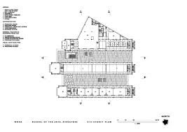 Singapore Floor Plan Of The Arts Fifth Floor Plan Archnet