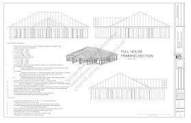 4 Plex Apartment Plans Condo Blueprints Sds Plans