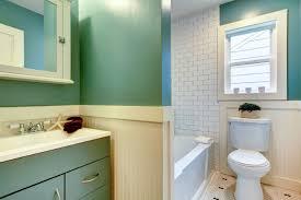 wohnideen wenig platz einrichtung badezimmer bilder