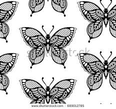Butterfly Lace Curtains Free Paper Lace Butterfly Vector Download Free Vector Art Stock