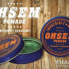 Pomade Air qoo10 ohsem pomade hair care