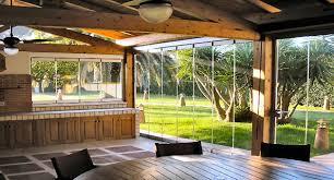 vetrate verande le vetrate panoramiche pieghevoli tuttovetro giemme system la
