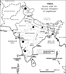 Gujarat Map Blank by Take An Outline Map Of India Or Sub Continent Having The Names Of