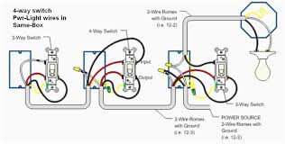wiring diagrams 4 way tele three switch light striking diagram
