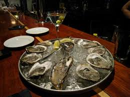 martini oyster a slice of earthly delight oysters mad men style