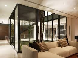 Interior Garden House 72 Sentosa Cove House By Ong U0026ong Architecture U0026 Design