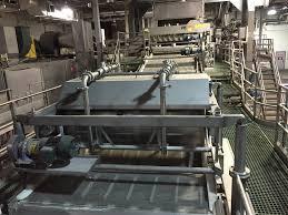 continuous potato drying u0026 frying plant liquidation washington