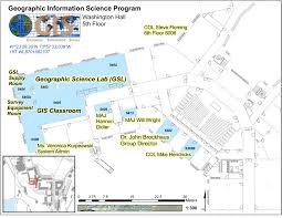 Wright State University Map by Department Of Geography U0026 Environmental Engineering Maps