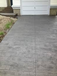 Wood Grain Stamped Concrete by Stamped Concrete Wood Look Stamped Concrete Wood Houzz Stamp