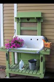 Garden Sink Ideas 62 Best Garden Sink Ideas Images On Pinterest Outdoor Garden