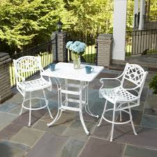 Folding Bistro Table And 2 Chairs Home Styles Biscayne Space Saving Rectangle Bistro Table Set 555x 369