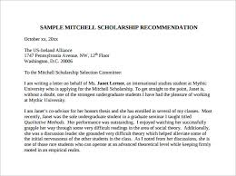 best ideas of recommendation letter sample for student pdf in free