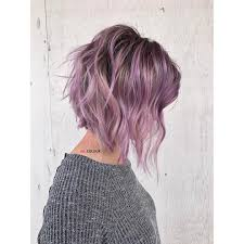 purple hair color ideas pastel ombre silver shades hair