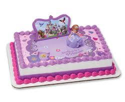 Sofia Decorations Sofia The First Cake Decorating Supplies Cakes Com