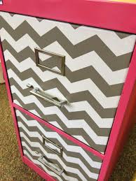 Pink Filing Cabinet Sew Much Music Artsy Fartsy Friday Linky Party Filing Cabinet