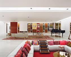 mid century modern sunken living room design home design ideas