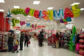 retail store decorations lights card and decore