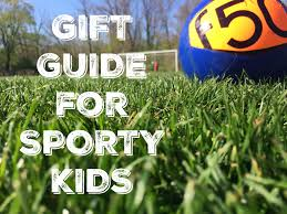 unique gifts for kids who love sports