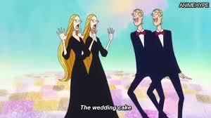 wedding cake song big prepares the wedding cake for tea party song
