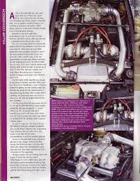 lexus twin turbo takes off lexus 1uz fe twin turbo engine in 928 s4 gemballa rennlist