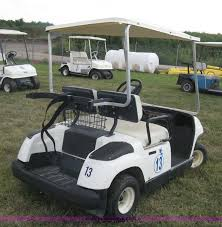1997 yamaha g16a golf cart item h5281 sold september 9