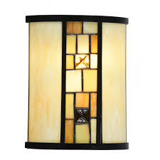 Vertical Wall Sconce Dale Tiffany Wall Lighting Goinglighting