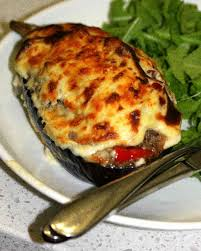 thermomix recipe moussaka stuffed eggplant tenina com