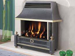 flavel renoir outset living flame effect gas fire flavel fires