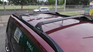 nissan juke roof bars nissan x trail 2003