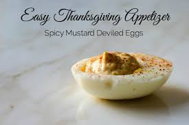 Thanksgiving Appetizer Recipes Thanksgiving Appetizer Recipe Deviled Eggs Rocky Mountain Bliss
