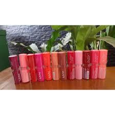 Lipstik Nyx Replika lipstick nyx butter lipstik elevenia