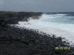 black sand beach big island black sand beach picture of c big island tours hilo tripadvisor