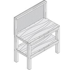 Bench Construction Plans Free Project Plans Prowood Lumber
