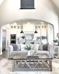 interior design ideas for living room and kitchen best 25 kitchen living rooms ideas on kitchen living chic