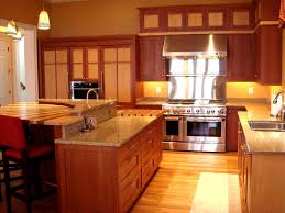 Kitchen Island With Granite Countertop by Kitchen Style Light Medium Tone Wooden Cabinet And Kitchen Island
