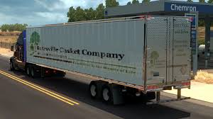 casket company batesville casket co 2016 10 15b mod american truck simulator